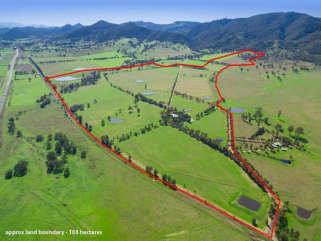 Banool Road, Scone, NSW 2337