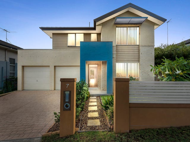 7 Pulley Drive, Ropes Crossing, NSW 2760
