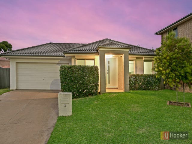 3 Didcot Close, Stanhope Gardens, NSW 2768