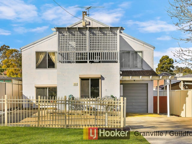 4 James Street, Guildford, NSW 2161