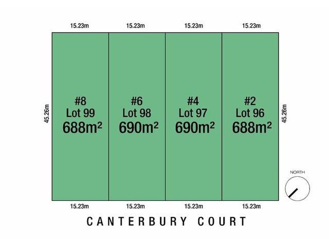 2,4,6,8 Canterbury Court, Nollamara, WA 6061