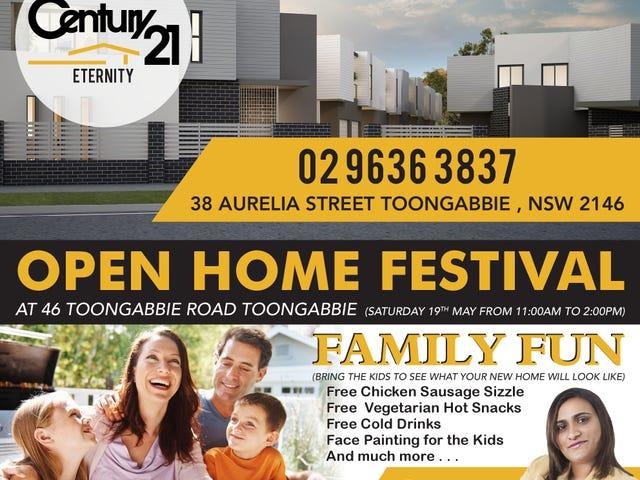 1-19/46 Toongabbie Road, Toongabbie, NSW 2146