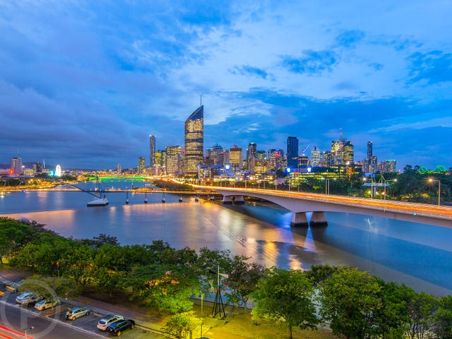 21/26 Lower River Terrace, South Brisbane, Qld 4101