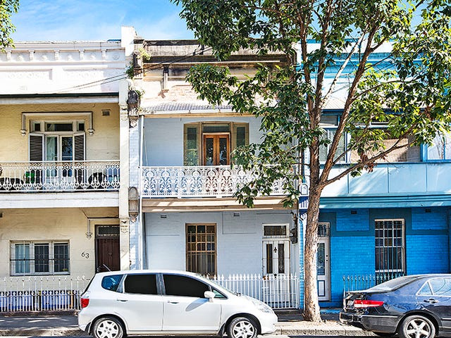 61 ABERCROMBIE, Chippendale, NSW 2008