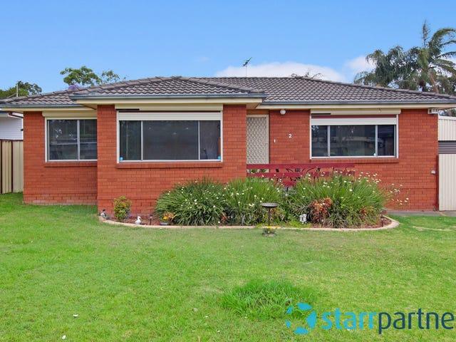 2 Edmund Blackett Close, St Clair, NSW 2759