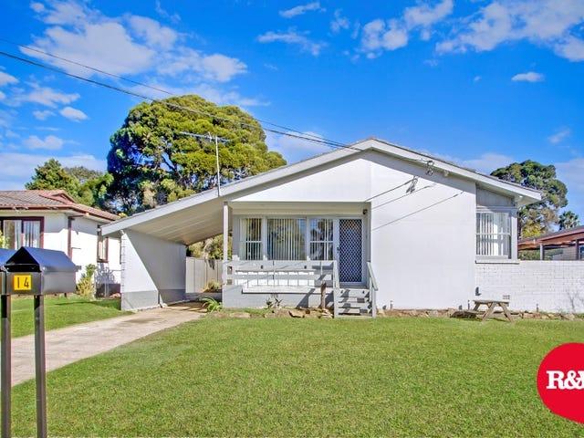 14 Copeland Road, Lethbridge Park, NSW 2770