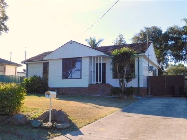11 CAMBRIDGE AVENUE, South Windsor, NSW 2756
