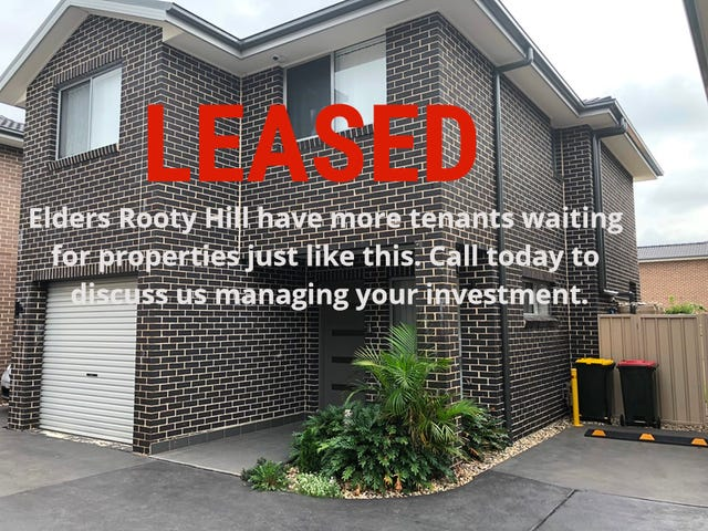 11/12 Blenheim Avenue, Rooty Hill, NSW 2766