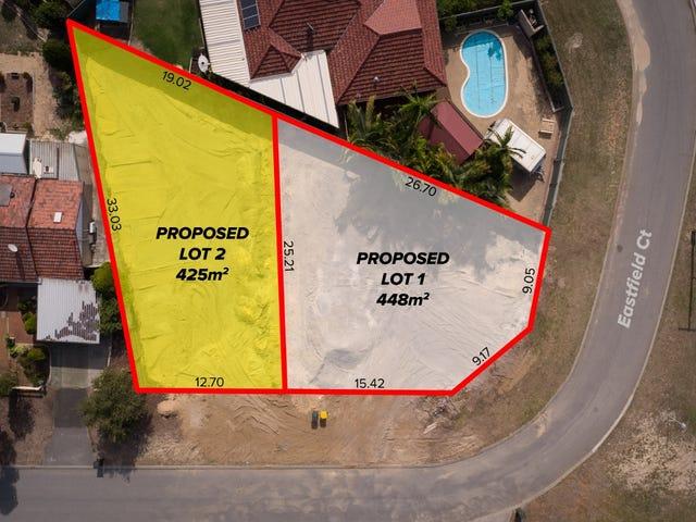 Proposed Lots 1 & 2, 10 Eastfield Court, Ferndale, WA 6148
