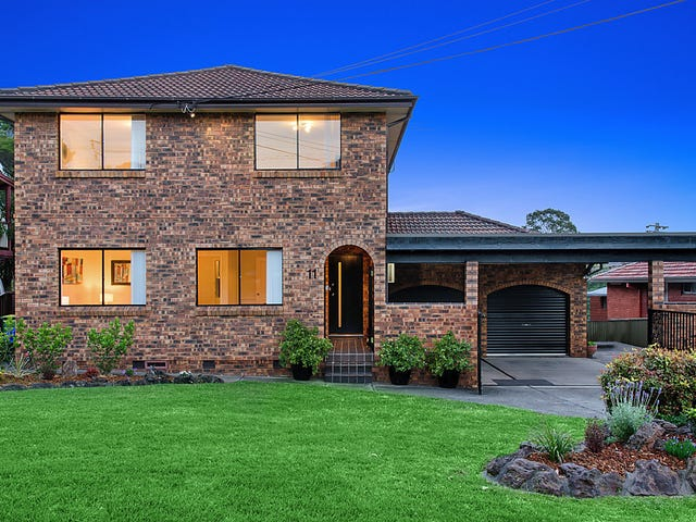 11 Mullane Avenue, Baulkham Hills, NSW 2153
