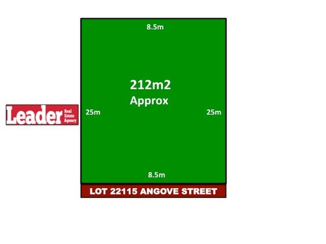 Lot 22115, Angove Street, Craigieburn, Vic 3064