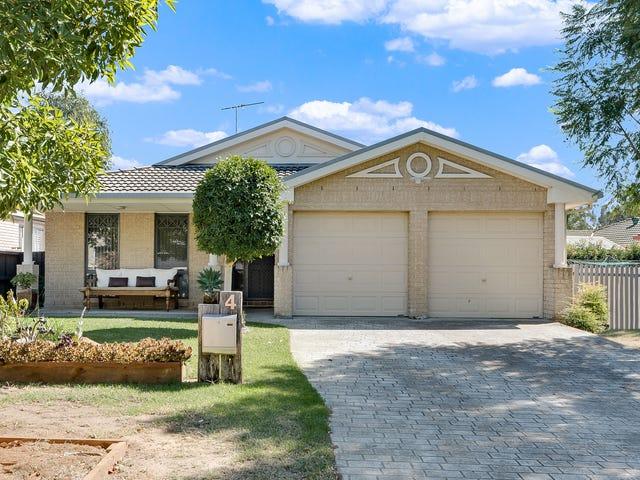 4 Milne Place, Narellan Vale, NSW 2567
