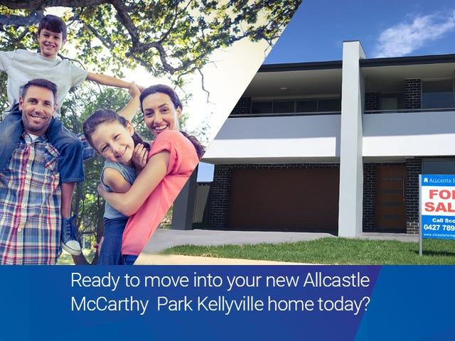 McCarthy Street, Kellyville, NSW 2155
