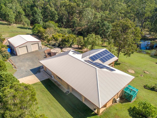 124 Ray Myers Road, Imbil, Qld 4570