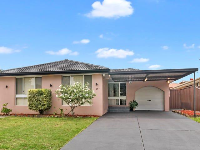 15 Prairie Vale Road, Bossley Park, NSW 2176