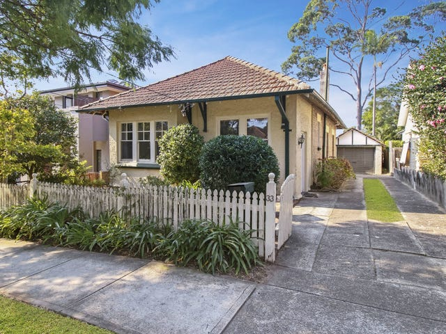 33 Fourth Avenue, Willoughby, NSW 2068