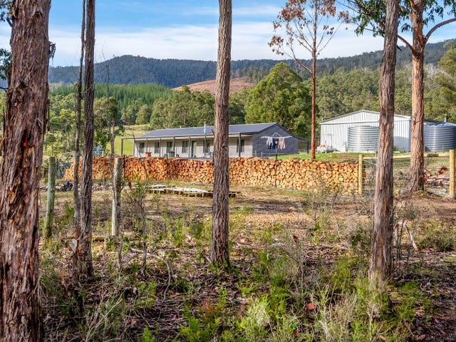 333 Judds Creek Road, Judbury, Tas 7109