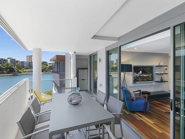2501/25 Anderson Street, Kangaroo Point, Qld 4169