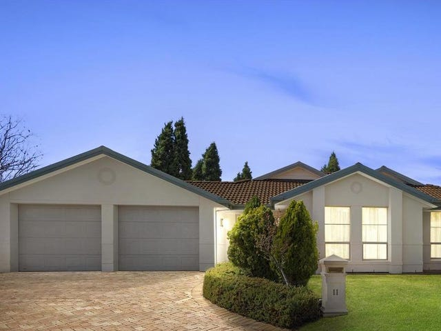 11 HAZELNUT COURT, Golden Grove, SA 5125