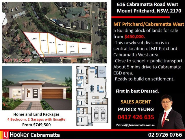 616 Cabramatta Road, Mount Pritchard, NSW 2170