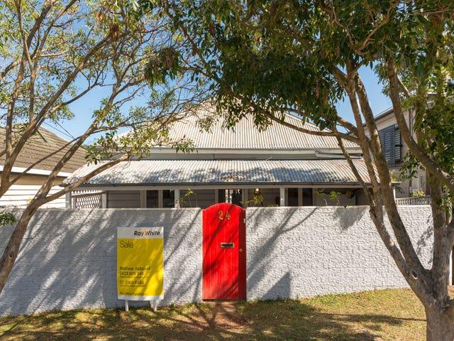 24 Upper Cairns Terrace, Paddington, Qld 4064