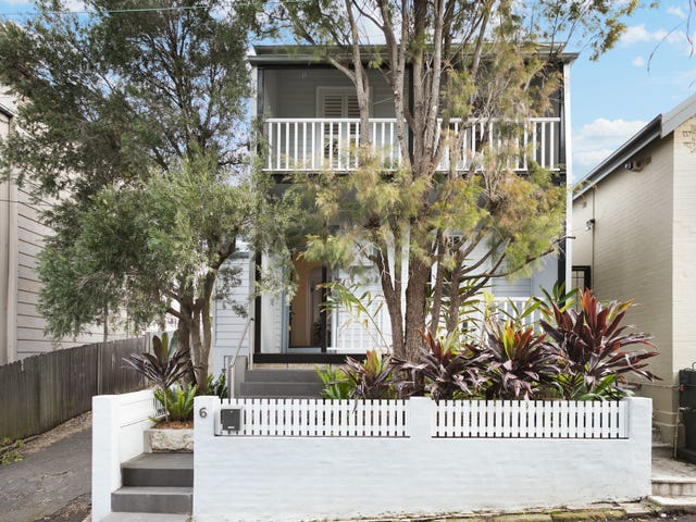 6 Caroline Street, Balmain, NSW 2041