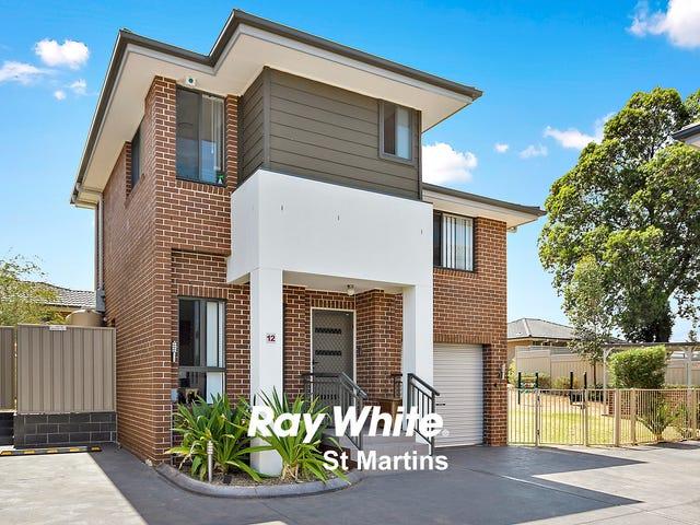 12/81 Metella Road, Toongabbie, NSW 2146