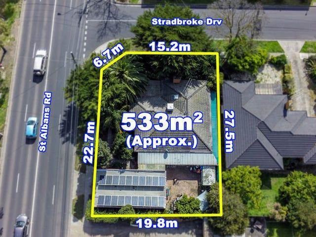 2 Stradbroke Drive, St Albans, Vic 3021