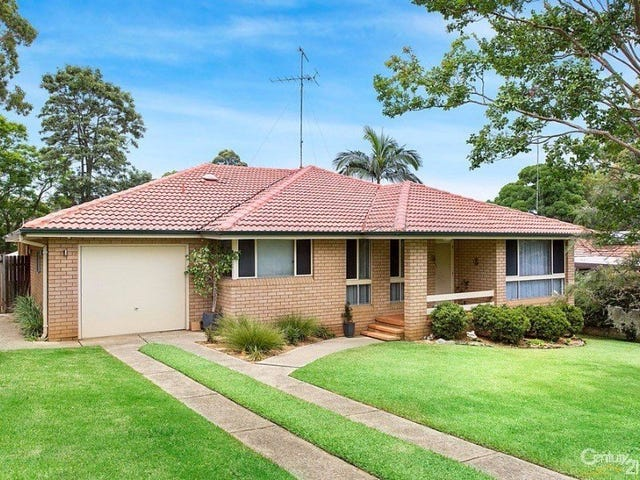 6 Billeroy Avenue, Baulkham Hills, NSW 2153