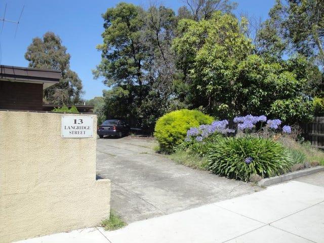 4/13 Langridge Street, Fairfield, Vic 3078