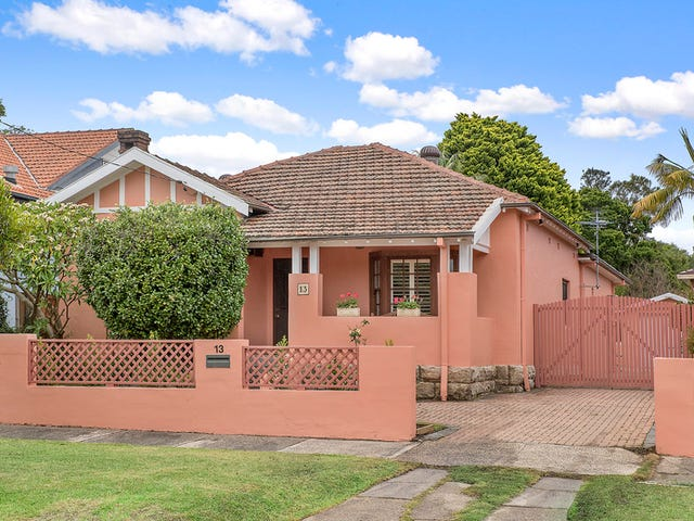 13 Sydney Street, Willoughby, NSW 2068