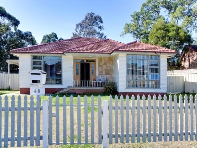 48 Wattle Street, North St Marys, NSW 2760