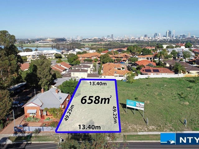 Lots 2 & 3, 133 Peninsula Road, Maylands, WA 6051