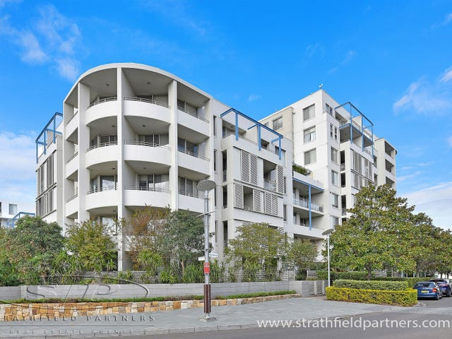 601/2 The Piazza, Wentworth Point, NSW 2127