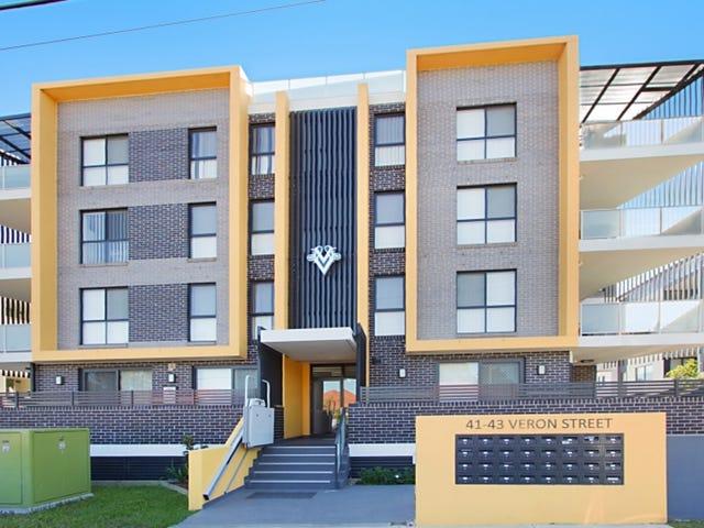 17/41-43  Veron Street, Wentworthville, NSW 2145