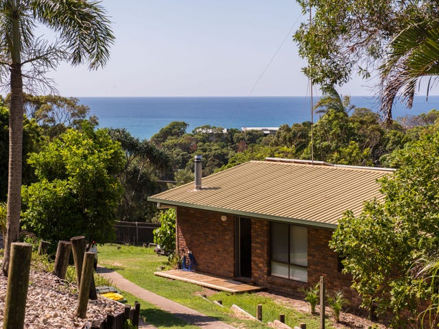 43 Cumming Parade, Point Lookout, Qld 4183