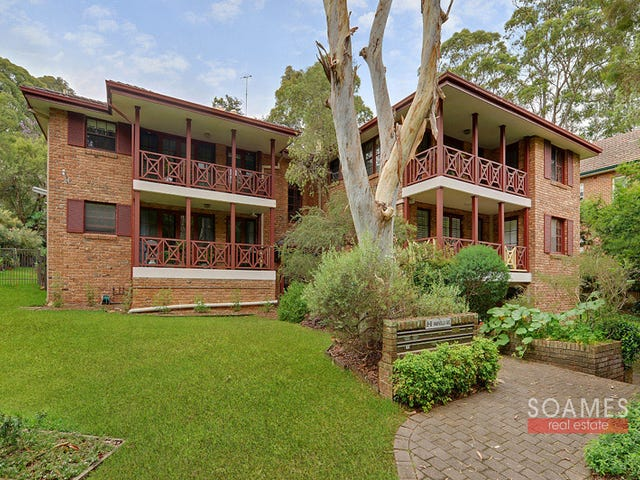9/6-8 Warwilla Avenue, Wahroonga, NSW 2076