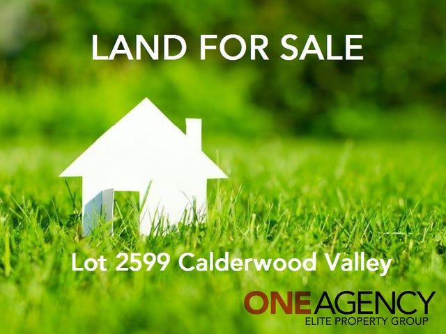 Lot 2599, Calderwood, NSW 2527