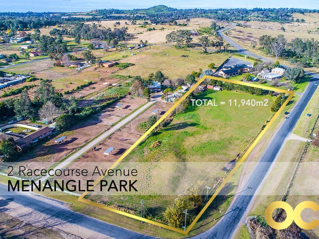 2 Racecourse Avenue, Menangle Park, NSW 2563