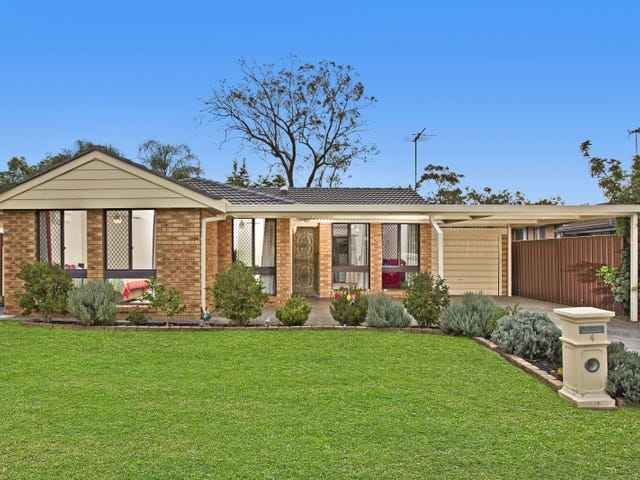 4 Kingsley Grove, Kingswood, NSW 2747
