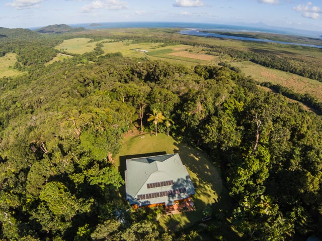 37 Cape Tribulation Road, Daintree, Qld 4873