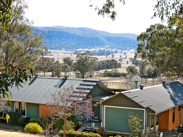 Phalaris Stud, Glen Alice Road, Mudgee, NSW 2850