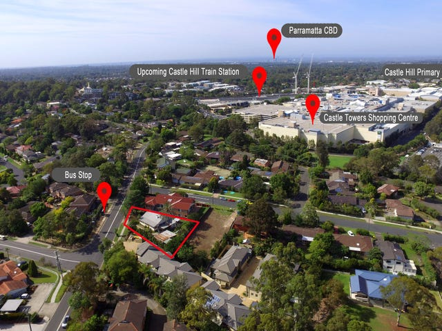 75 Old Castle Hill Road, Castle Hill, NSW 2154