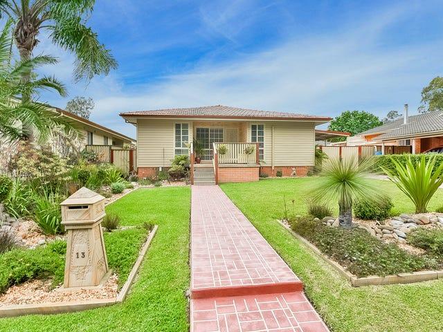 13 Harold Street, Macquarie Fields, NSW 2564