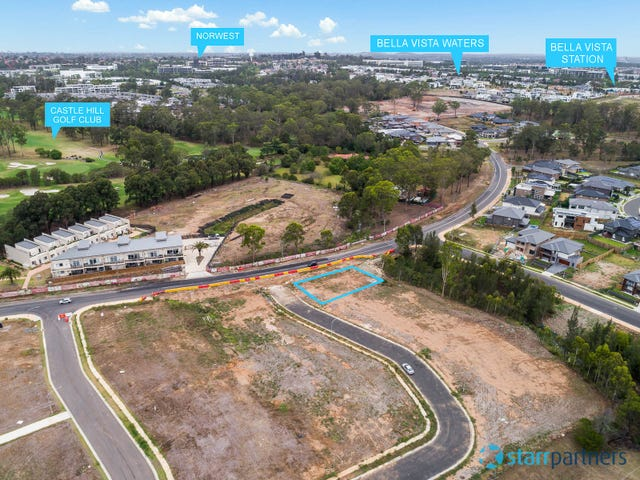 Lot 9 Parsons Circuit, Kellyville, NSW 2155