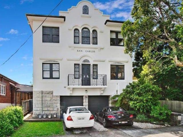 4/26 Toongarah Road, Waverton, NSW 2060