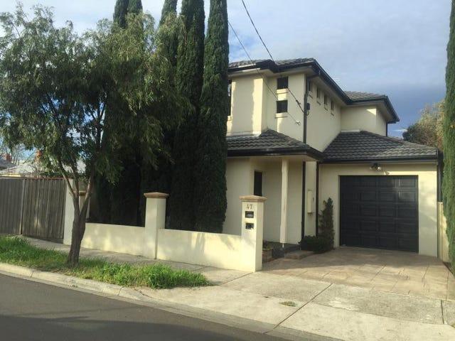 47 Wolverhampton Street, Footscray, Vic 3011