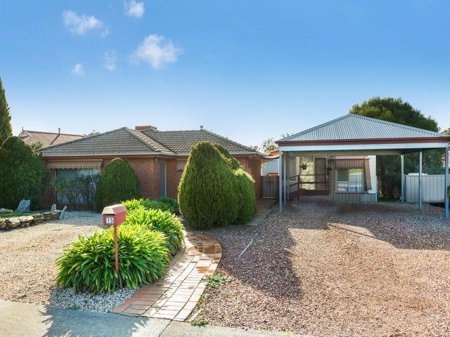 15 Odea Crescent, Kangaroo Flat, Vic 3555