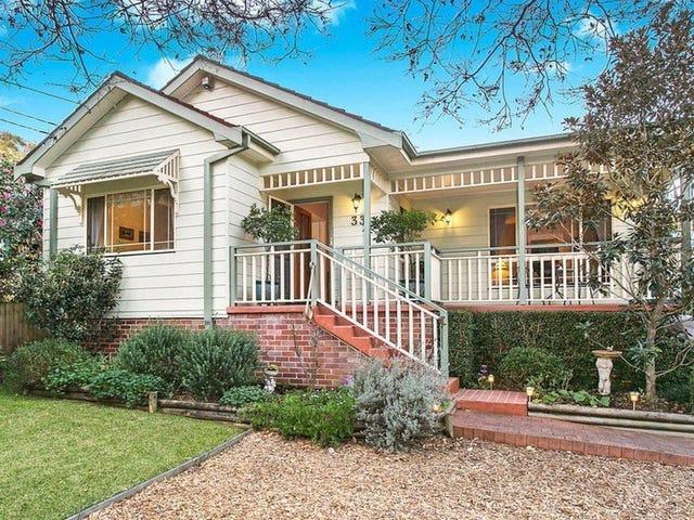 33 Campbell Avenue, Normanhurst, NSW 2076