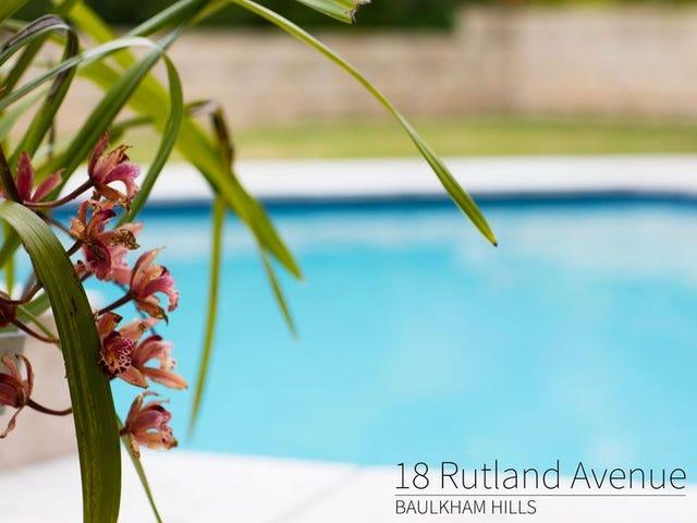 18 Rutland Avenue, Baulkham Hills, NSW 2153